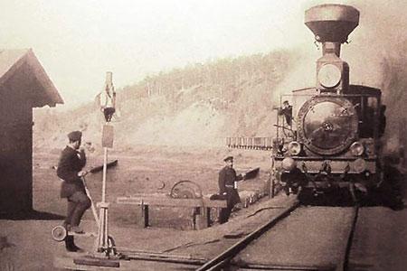 Россия при Императоре Николае Втором 2 тысячи км. железных дорог ежегодно